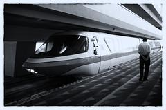 DSC02943 (David Youngblood) Tags: blackandwhite bw disney disneyworld monorail wdw waltdisneyworld a77 disneyscontemporaryresort sal1650 sony1650f28 ilca77m2