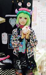 Monster Cosplay (Design Festa) Tags: monster japan japanese tokyo costume cosplay japaneseart japanesegirl tokyobigsight artfestival japanesecostume japanartfestival japanesecosplay japaneseartfestival japanesecosplayer