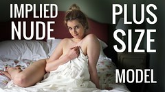IMPLIED NUDE PLUS SIZE (unexpectedtales) Tags: nude model plussize implied