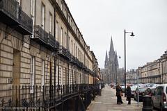 George Street, Edinburgh (alxH3o) Tags: street city uk scotland edinburgh europe cityscape newtown georgestreet stmaryscathedral dsc08378 minoltaaf50mmf14 sonya7ii dsc08378cogwm dsc08378cog