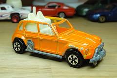 "Majorette 237 Citroen Diane ""Maharadjah"" 1975-1978 (mustonen.matias) Tags: car toy model 200 series majorette diecast"