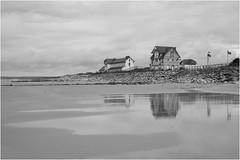 Normandie_16 *32 (KKS_51) Tags: mer france strand spiegelung bassenormandie portbail