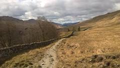 West highland Way Inveranan to Crianlarich (JimHughes229) Tags: river highlands sheep scottish falls creep westhighlandway crianlarich inveranan falloch
