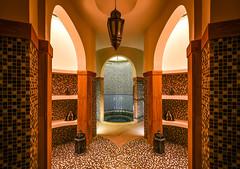 The Palace Downtown Dubai Spa Hammam Area (arielcaguin) Tags: facade entrance jacuzzi tiles hammam spa grandentrance arabiclamp fanus batharea thepalacedowntowndubai