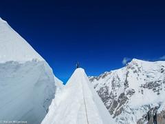 050-Sobre del Serac(Hélias Millerioux) (ferran_latorre) Tags: nangaparbat pakistan esquídemuntanya alpinism alpinisme ferranlatorre cat14x8000 expedition