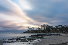 Shaws Cove LE (AMaleki) Tags: 2016 lagunabeach landscape longexposure nikond600 orangecounty seascape shawscove sunset