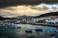 _DSC3965 (allabar8769) Tags: mar barcos paisaje cantabria castrourdiales