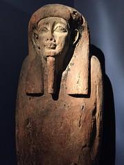 St Pete sarcophagus (st_asaph) Tags: sarcophagus stpete pinellas ancientegyptianart stpetersburgmuseumofmankind