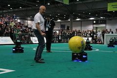 IMG_6533 (carpenoctemcassel) Tags: robots robocup middlesizeleague carpenoctemcassel robocup2016 robocupmsl robocupleipzig