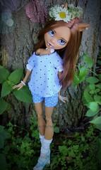 PicsArt_06-29-07.56.11 (Cleo6666) Tags: monster high doll ooak custom mattel repaint clawdeen monsterhigh frightfullytallghouls clawdeen17