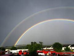 Double rainbow (turgidson) Tags: rainbow sky weather summer olympus omd em5 olympusomdem5 olympusem5 micro four thirds microfourthirds mirrorless m43 m zuiko digital ed 12mm f20 f2 olympusmzuikodigitaled12mmf20 prime lens primelens wide angle wideangle silkypix developer studio pro 6 silkypixdeveloperstudiopro6 raw p7013447 double doublerainbow rain shower