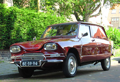 1968 Citroën Ami 6 Break Service (rvandermaar) Tags: 1968 citroën ami 6 break service citroënami6breakservice citroënami6 citroënami citroënamibreak citroënamiservice citroenami citroen sidecode1 import be3994 rvdm
