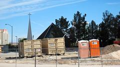 Las Vegas construction, 2008