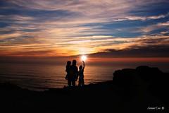 Silenciosamente (antoninodias13 (AUSENTE)) Tags: pordosol portugal cores faro nuvens leveza algarve viagens oceanoatlntico ocaso aljezur rumor tons brisa serenidade odores tonalidades imensido martima formaes zonacosteira platinumheartaward