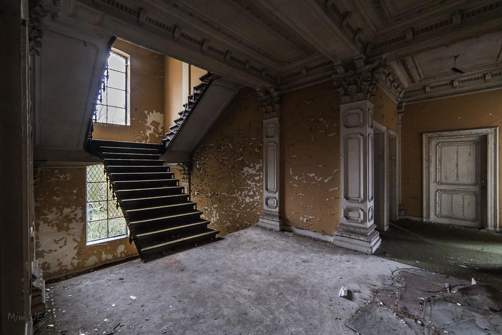 StairPorn (Mini UE || Mini