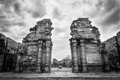 Ruinas de San Ignacio - Misiones (Carlos E Cortés Parra) Tags: abandoned argentina digital blackwhite ruins ruinas misiones blanconegro sanignacio nikonflickrawardgold
