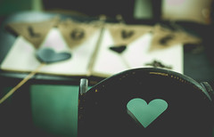 may love find you - 124/366 (auntneecey) Tags: love heart bokeh matte day124366 366the2016edition 3662016 3may16