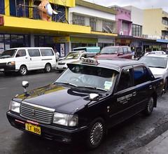 Toyota Crown Super Deluxe (D70) Tags: fiji fletcher deluxe super taxis christian toyota crown tours lautoka