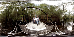 360 Everglades National Park, FL (WabbyTwaxx) Tags: park panorama tour ride florida 360 national everglades airboat gopro