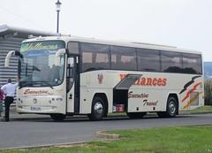 Vallances Coaches of Kirkby-in-Ashfield 'Tallulah II' V44LLN (harryjaipowell) Tags: 2003 nottingham bus coach sold marshall isleofwight iveco sandown iow paragon oswestry plaxton westbyfleet kirkbyinashfield dinosaurisle eurorider c49ft 397e1235 owenscoaches fg03jcv vallancescoaches v44lln atcoaches tallulahii