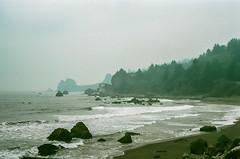 45470011 (danimyths) Tags: ocean california film beach water coast waterfront pacific roadtrip pch pacificocean westcoast californiacoast filmphotography pacificcostalhighway