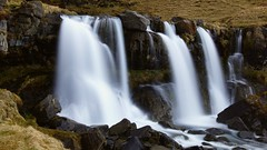 it wasn't too big and it wasn't too small, think we call it Gluggafoss fall ;) (lunaryuna (off to Iceland for 2 weeks)) Tags: longexposure water beauty season landscape waterfall iceland spring le lunaryuna southiceland gluggafoss
