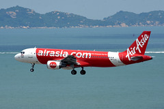 AirAsia 9M-AJX (Howard_Pulling) Tags: camera hongkong photo airport nikon photos may picture 2016 howardpulling d5100