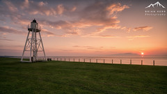 East Cote Lighthouse (.Brian Kerr Photography.) Tags: sunset lighthouse cumbria solway silloth eastcotelighthouse briankerrphotography sonyuk a7rii