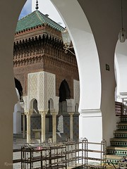 University of Al Quaraouiyine (Re Silveira) Tags: unesco morocco fez marruecos unescoworldheritage fes marrocos fs oldestuniversity fezelbali universityofalquaraouiyine universidadealquaraouiyine maisantigauniversidade masantiguauniversidad