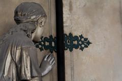 (mcalamelli) Tags: milan cemetery milano graves tombe cimitero monumentale