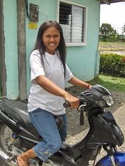 Eunice (JUST THE PHILIPPINES) Tags: girl beautiful asian asia pretty lipa manila filipino batangas ate filipina garcia oriental kuya jeepney calapan dose valenton batino