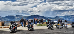 July 16 2016 - Beartooth Rally poker run riders on Dead Indian Pass (lazy_photog) Tags: red beautiful photography scenery rally run lodge poker lazy motorcycle p elliott photog beartooth 071616beartoothandredlodge