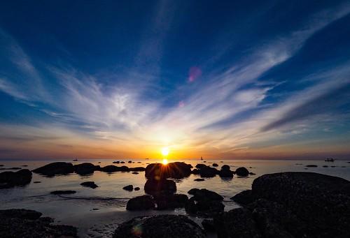 Sun rise @ Hua Hin