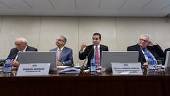 Ministro da Indstria, Comrcio Exterior e Servios, Marcos Pereira, participa de palestra na sede da Confederao Nacional da Indstria (CNI) (mdic.gov.br) Tags: cni robson andrade mdic marcos pereira comrcio exterior