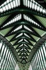 Architecture (Marie.DAILLOUX) Tags: aéroport lyon