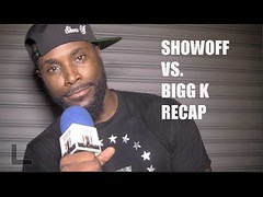 BST4 / SHOWOFF VS BIGG K / SHOWOFF RECAPS THE BATTLE AND SAYS HE... (battledomination) Tags: k t one big freestyle king ultimate bigg pat domination clips battle dot charlie and hiphop vs rap lush he says smack trex showoff league stay mook rapping murda battles rone the conceited charron saurus arsonal recaps kotd dizaster filmon bst4 battledomination