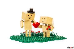 This is the day... 16 September 2016 (Devid VII) Tags: 16 september 2016 devid devidvii love married vale theday special unique lego moc wedding happiness