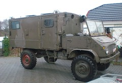 MB Unimog U 404S (Vehicle Tim) Tags: mercedes mb unimog 4x4 4wd s404 lkw truck fahrzeug oldtimer military militr armee army bundeswehr