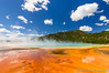 Grand Prismatic Spring (mingsquared) Tags: yellowstone national park grandprismaticspring spring hotspring geological steam water beautiful nature colorful nikon d3200 tokinaaf1224mmf4 landscape