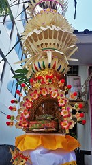 perjor decorations (SqueakyMarmot) Tags: travel asia indonesia bali 2016 seminyak