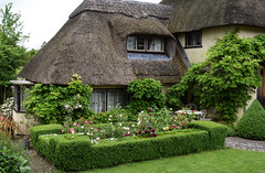 Amberley Open Gardens 2016 (Mark Wordy) Tags: amberleyopengardens 2016 westsussex village cottagegarden thatchedcottage thatchedroof