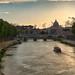 Roman sunset