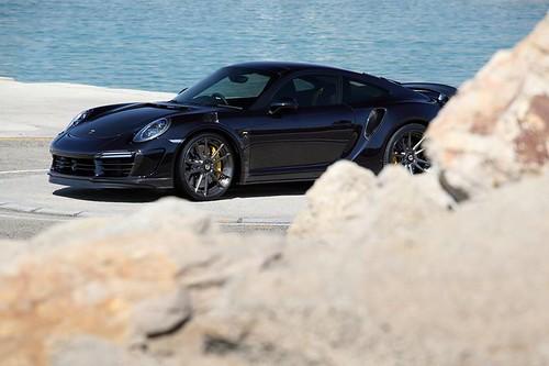 Porsche 991 Stinger GTR