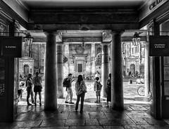 Covent Garden (AubreyAlexanderHill) Tags: blackwhitephotos london urban londra