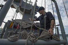161011-N-JS726-177 (CTF 76) Tags: navy marines amphibiousassault subicbay phiblex bonhommerichard expeditionarystrikegroup underway deployment military portvisit subicbayphilippines