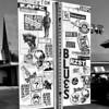 Huntington Beach, CA (PSYCO ZRCS 10/12) Tags: sticker stickers stickerart stickerporn stickerlife stickerculture street art slaps slap tagging sign bombing worldwide vinyl california psyco john146 grilled smashed graffiti tags combo