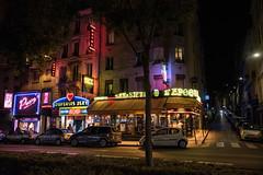 Pussy's (grapfapan) Tags: sexsells street neon night redlight pigalle paris