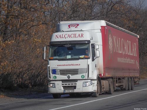 Renault Premium 'Nalcacilar' (TR)