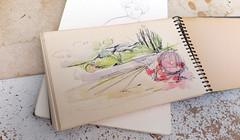 20150508_161852 copie (C&C52) Tags: illustration aquarelle dessin phoneshot