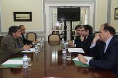 PSD recebe Sindicato dos Trabalhadores e das Missões Diplomáticas